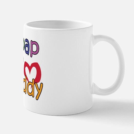 PapPap is My Best Buddy Mug