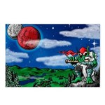 Grumlahk's Moons Postcards (Package of 8)