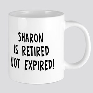 Sharon: retired not expired Mugs