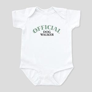 Dog Walker Infant Bodysuit