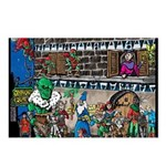 Street Scene Postcards (Package of 8)