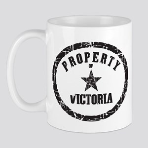 Property of Victoria Mug