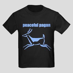 Animal Totem - Deer Kids Dark T-Shirt