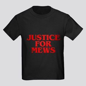 Justice For Mews For Internet TV Lover T-Shirt