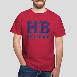 Hillsboro Navy Dark T-Shirt