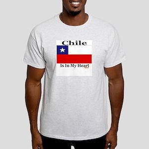 Chile - Heart Light T-Shirt