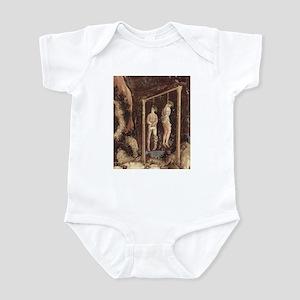 Pisanello Gallows Infant Bodysuit