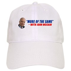 More of the Same Baseball Cap
