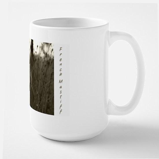 French Mastiff Large Mug