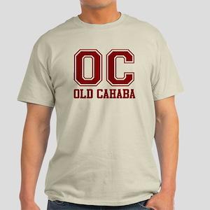 OC Athletics Dark Red Light T-Shirt