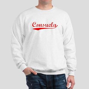 Vintage Consuela (Red) Sweatshirt
