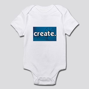 Spinnning Wheel - Create - Cr Infant Bodysuit