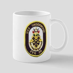 USS UNDERWOOD Mug