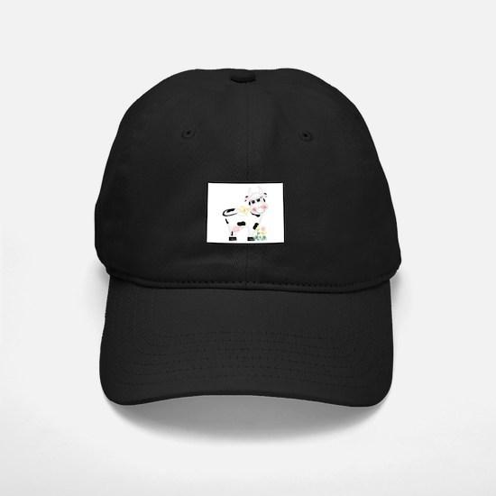 Cute Cow Baseball Hat