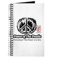 Peace Logo 2 Journal