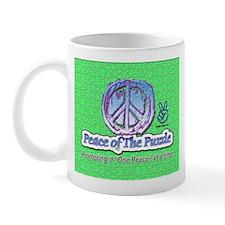 Peace Puzzle Mug