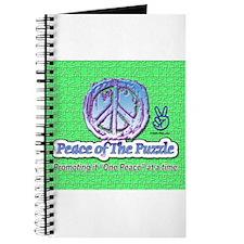 Peace Puzzle Journal