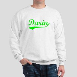 Vintage Darin (Green) Sweatshirt