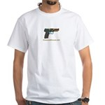 net_Trans Layer TACTICAL Camo with logo po T-Shir