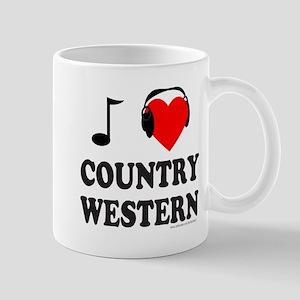COUNTRY WESTERN MUSIC Mug