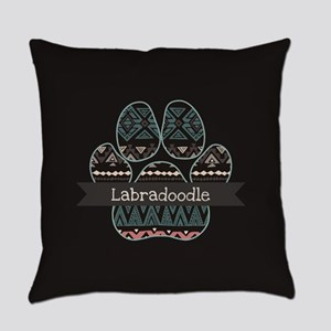 Labradoodle Everyday Pillow