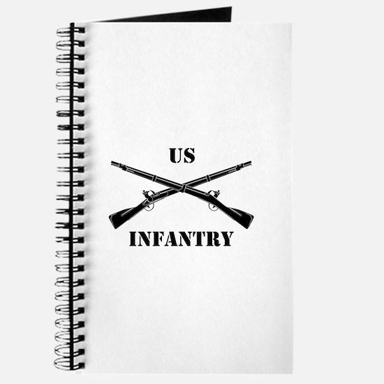Infantry Branch Insignia (3b) Journal