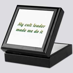 MMDI Cult Leader Keepsake Box