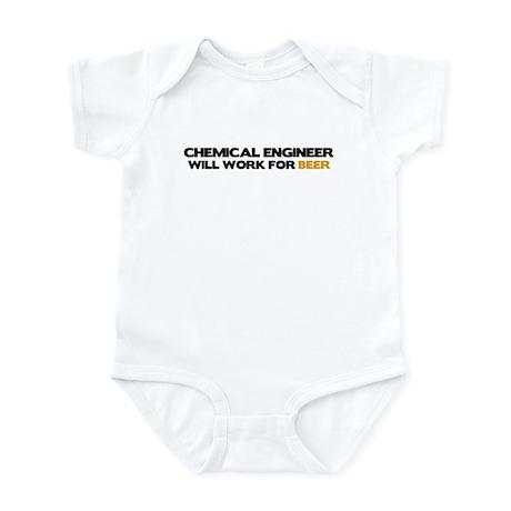 Chemical Engineer Infant Bodysuit