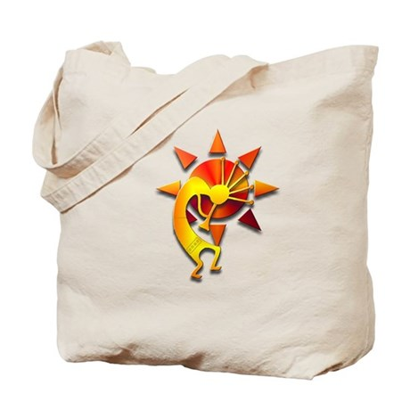 One Kokopelli #111 Tote Bag