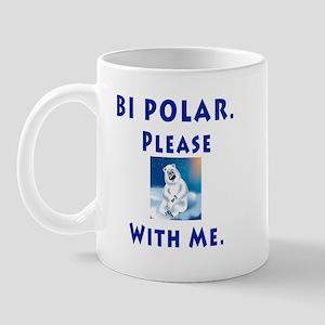 Bipolar Bear Mug