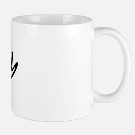 Vintage Ethan (Black) Mug