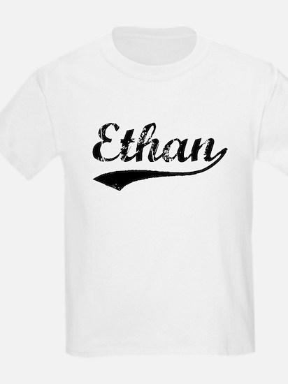 Vintage Ethan (Black) T-Shirt