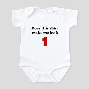 Make Me Look 1 Infant Bodysuit