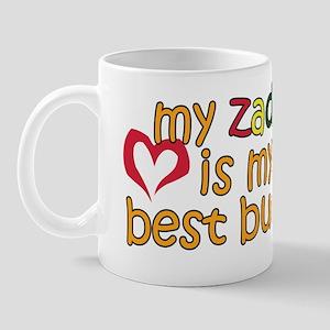 Zadie is My Best Buddy Mug