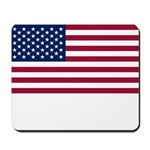 United States (USA) Flag Mousepad