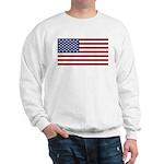 United States (USA) Flag Sweatshirt