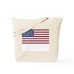 United States (USA) Flag Tote Bag
