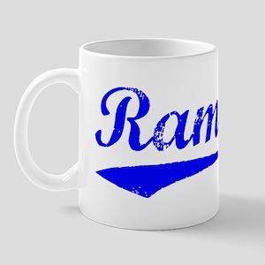 Vintage Ramiro (Blue) Mug