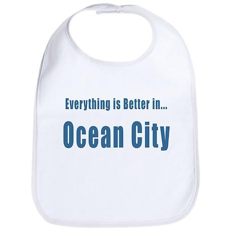 Ocean City NJ T-shirts Bib