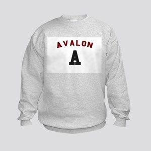 Avalon T-shirts Kids Sweatshirt