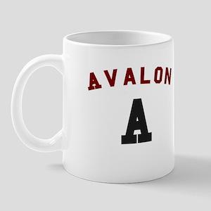 Avalon T-shirts Mug