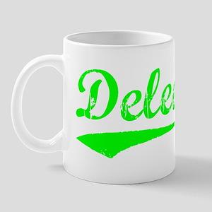 Vintage Deleon (Green) Mug