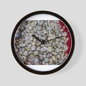 Treasure from the Sea Wall Clock