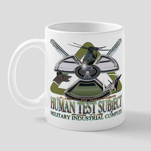 2005 Human Test Subject Mug