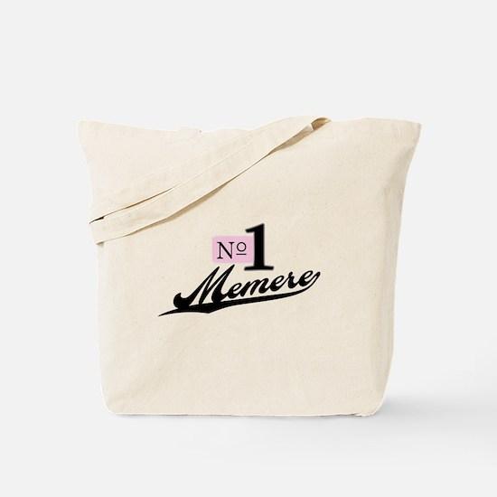 Number One Memere Tote Bag