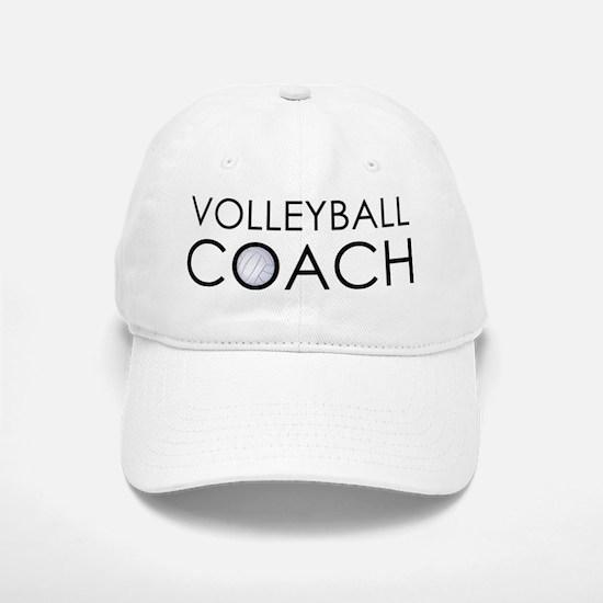 Volleyball Coach Baseball Baseball Cap