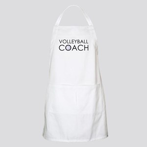 Volleyball Coach BBQ Apron