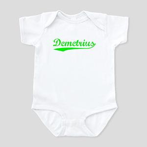 Vintage Demetrius (Green) Infant Bodysuit
