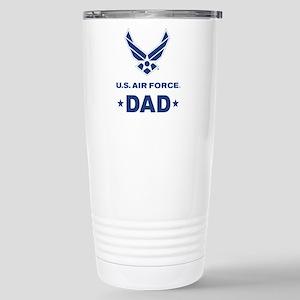 U.S. Air Force Dad Travel Mug