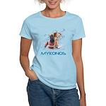 Mykonos Women's Light T-Shirt